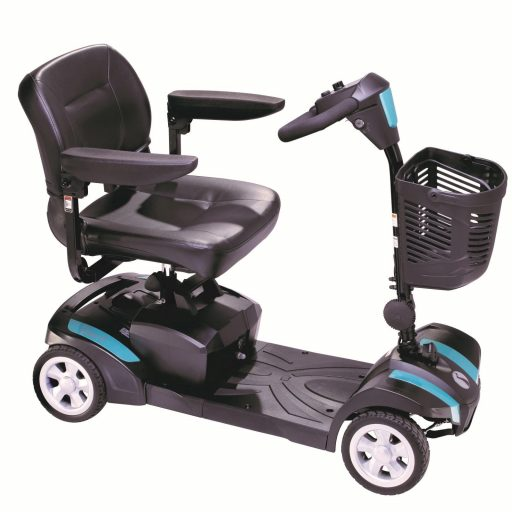Electric Mobility – Rascal Veo X Teal -126 RTSR