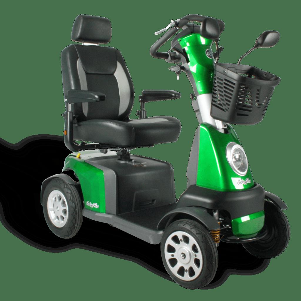 Excel Galaxy 4 Plus Emerauld Green