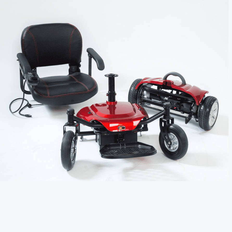 Kymco red
