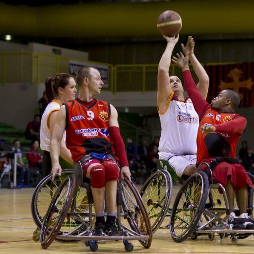 Sportovní vozíky