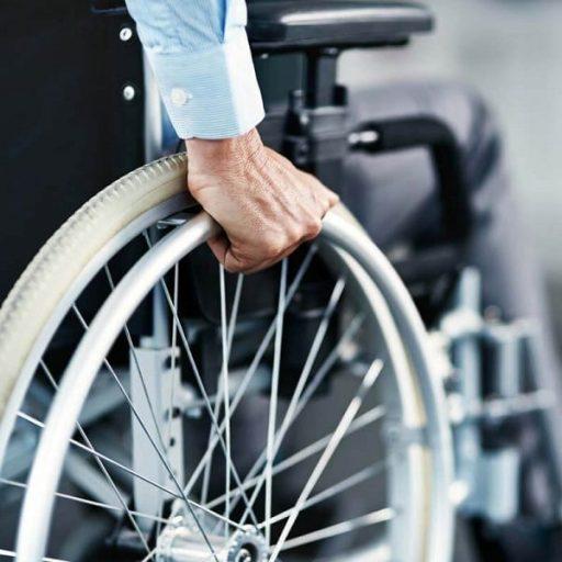 Mechanické invalidní vozíky