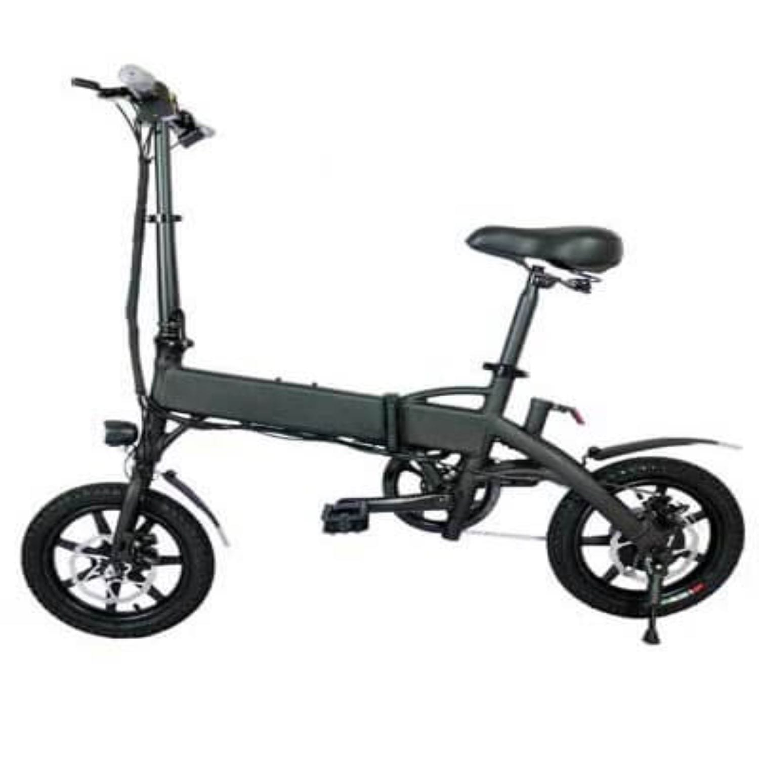 black-foldable-electric-bike