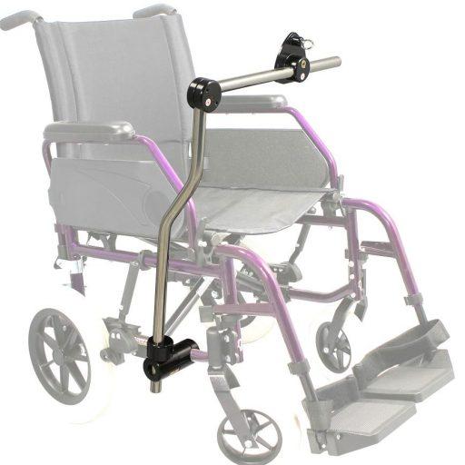 držák na vozík dvoudílný