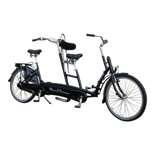tandemové kolo
